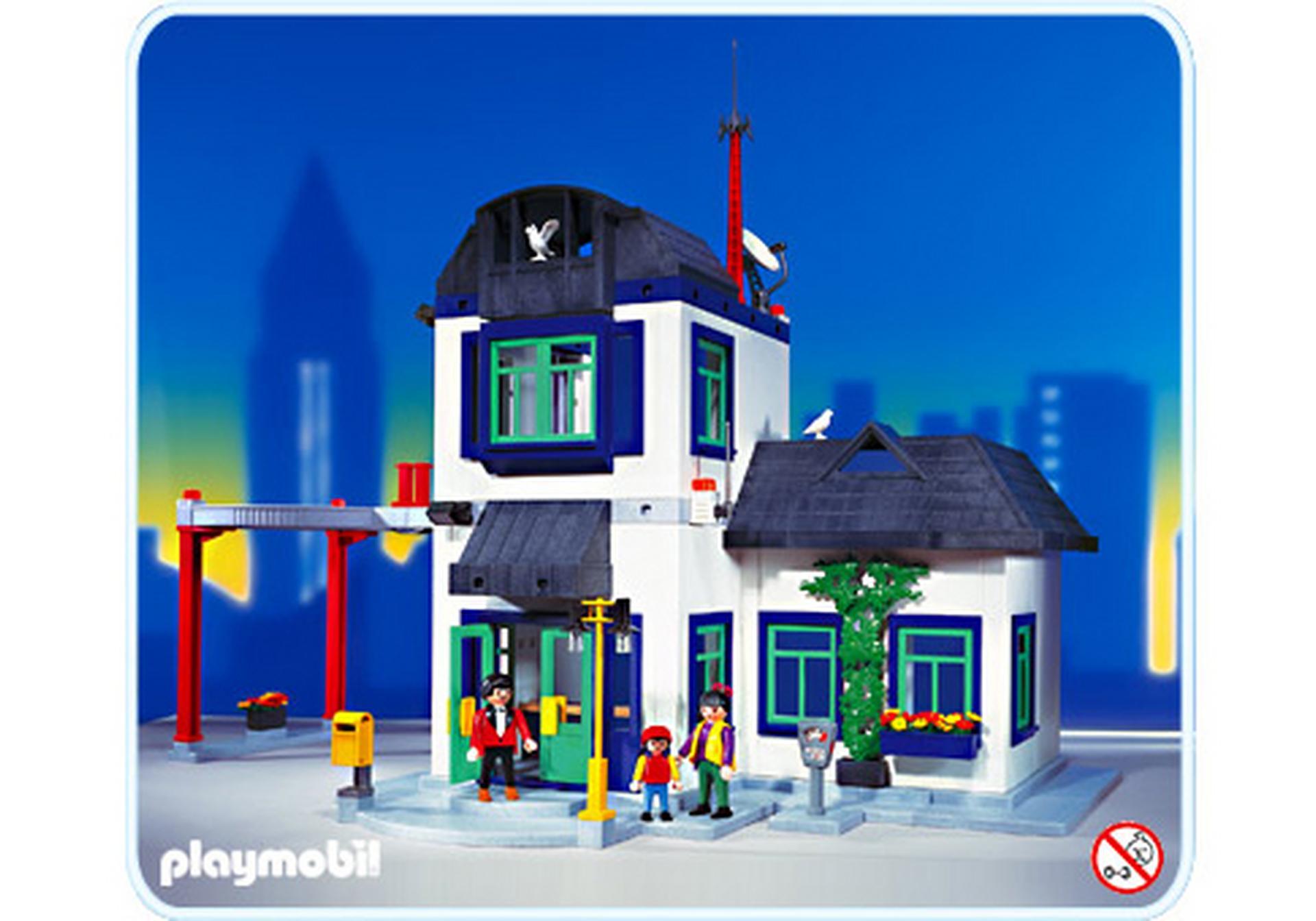 Cityhaus gross 3988 a playmobil deutschland for Jugendzimmer playmobil