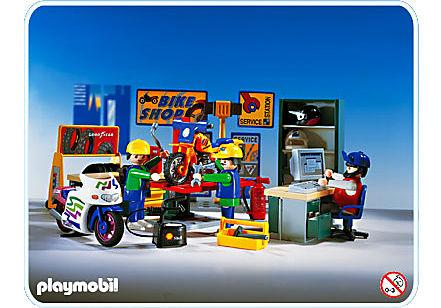 3992-A Bike-Shop detail image 1