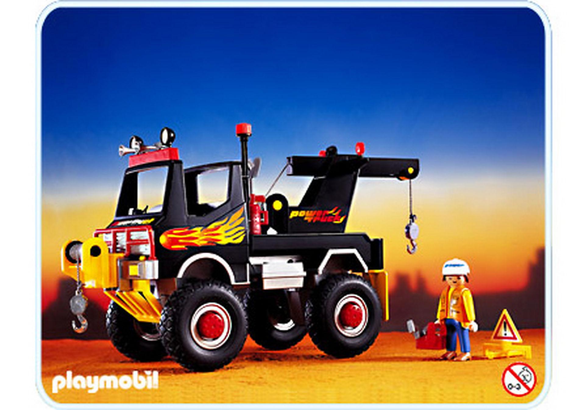 3994-A Camion 4x4 de dépannage zoom image1
