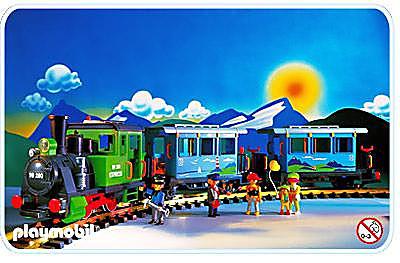 4005-A Personenzug-Set detail image 1