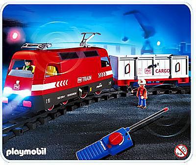 4010-A RC-Güterzug mit Licht detail image 1