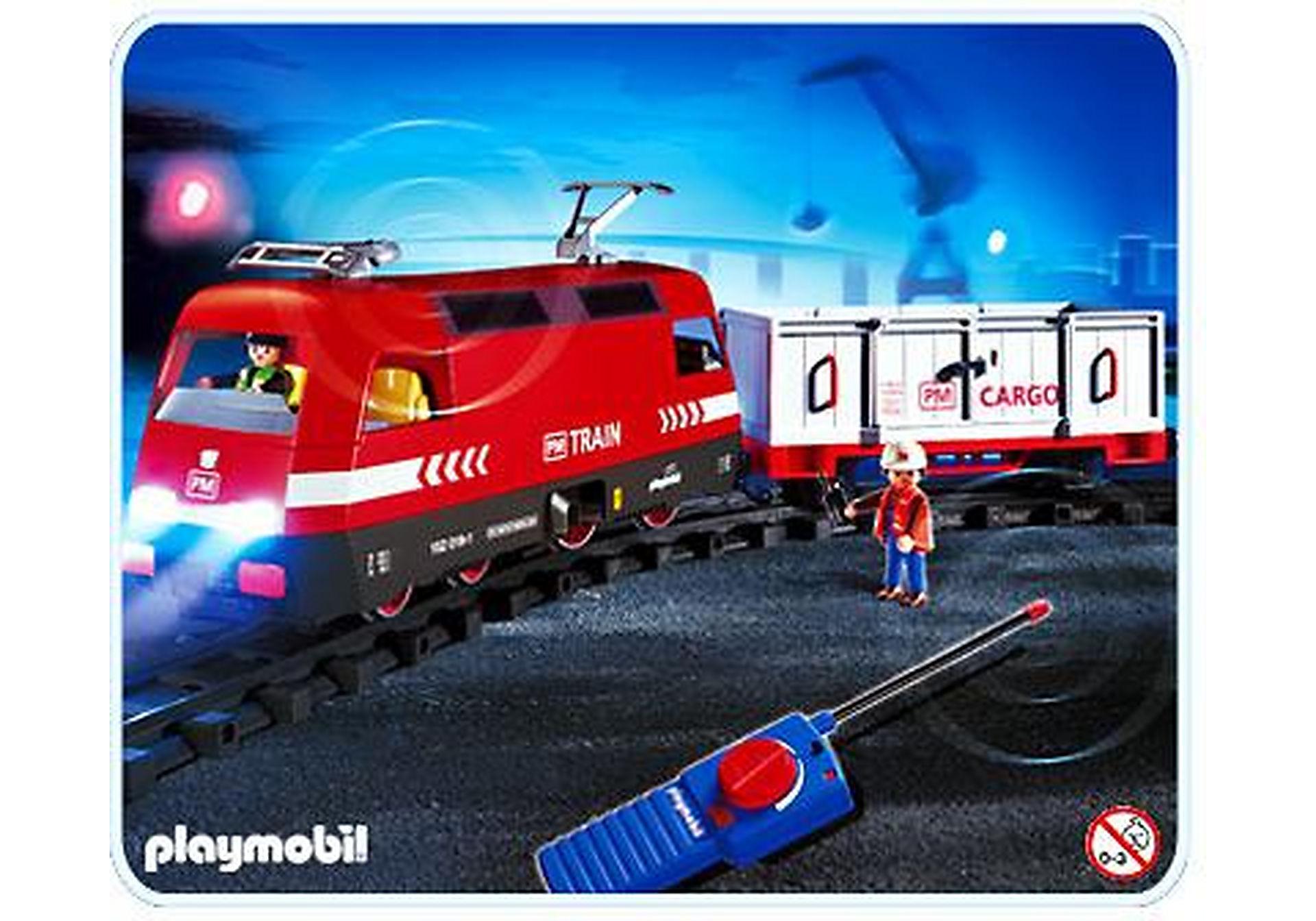 4010-A RC-Güterzug mit Licht zoom image1