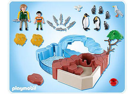4013-A SuperSet Pinguinbecken detail image 2
