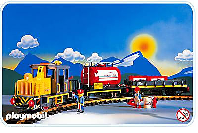 4024-A Güterzug-Set detail image 1