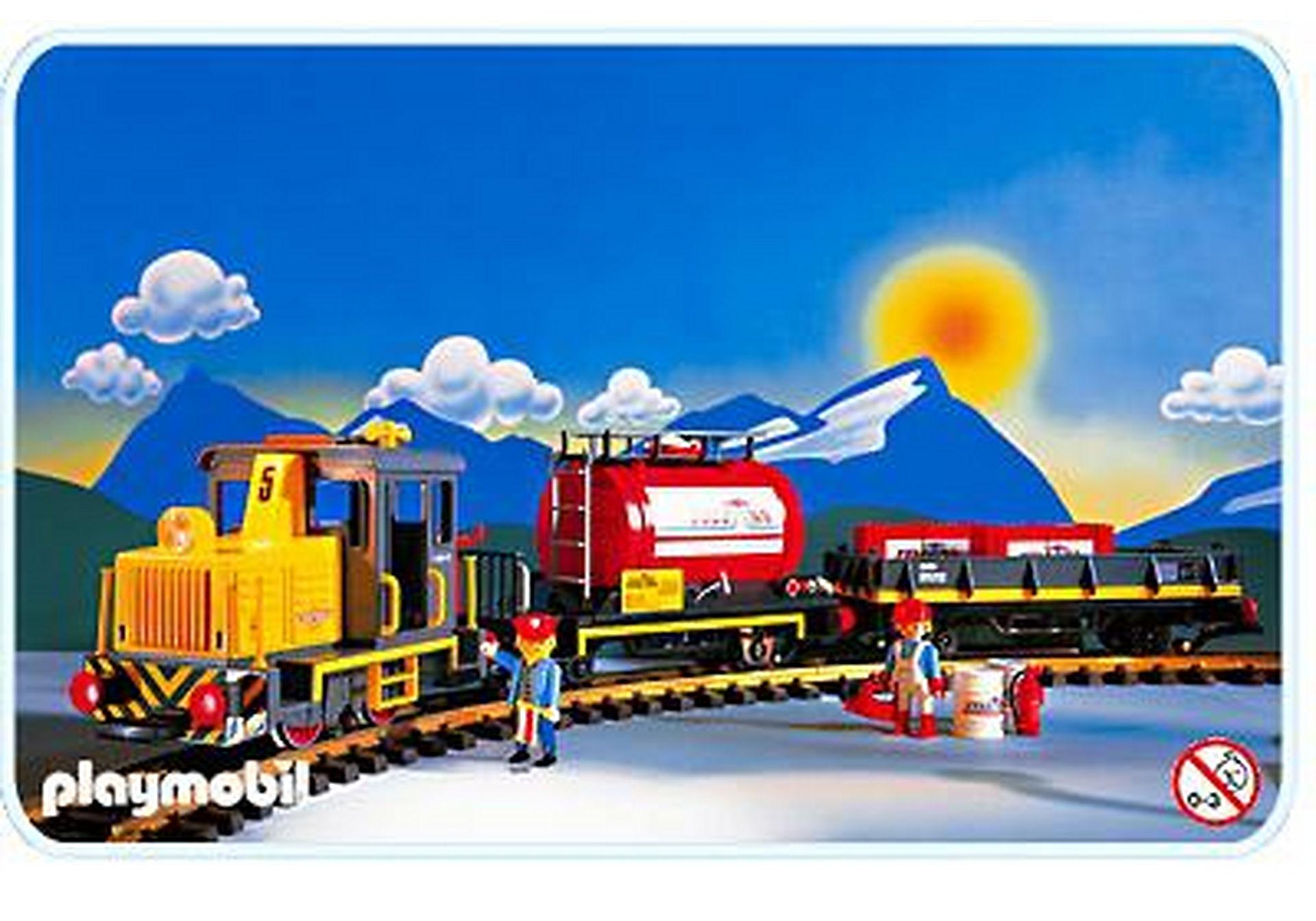4024-A Güterzug-Set zoom image1