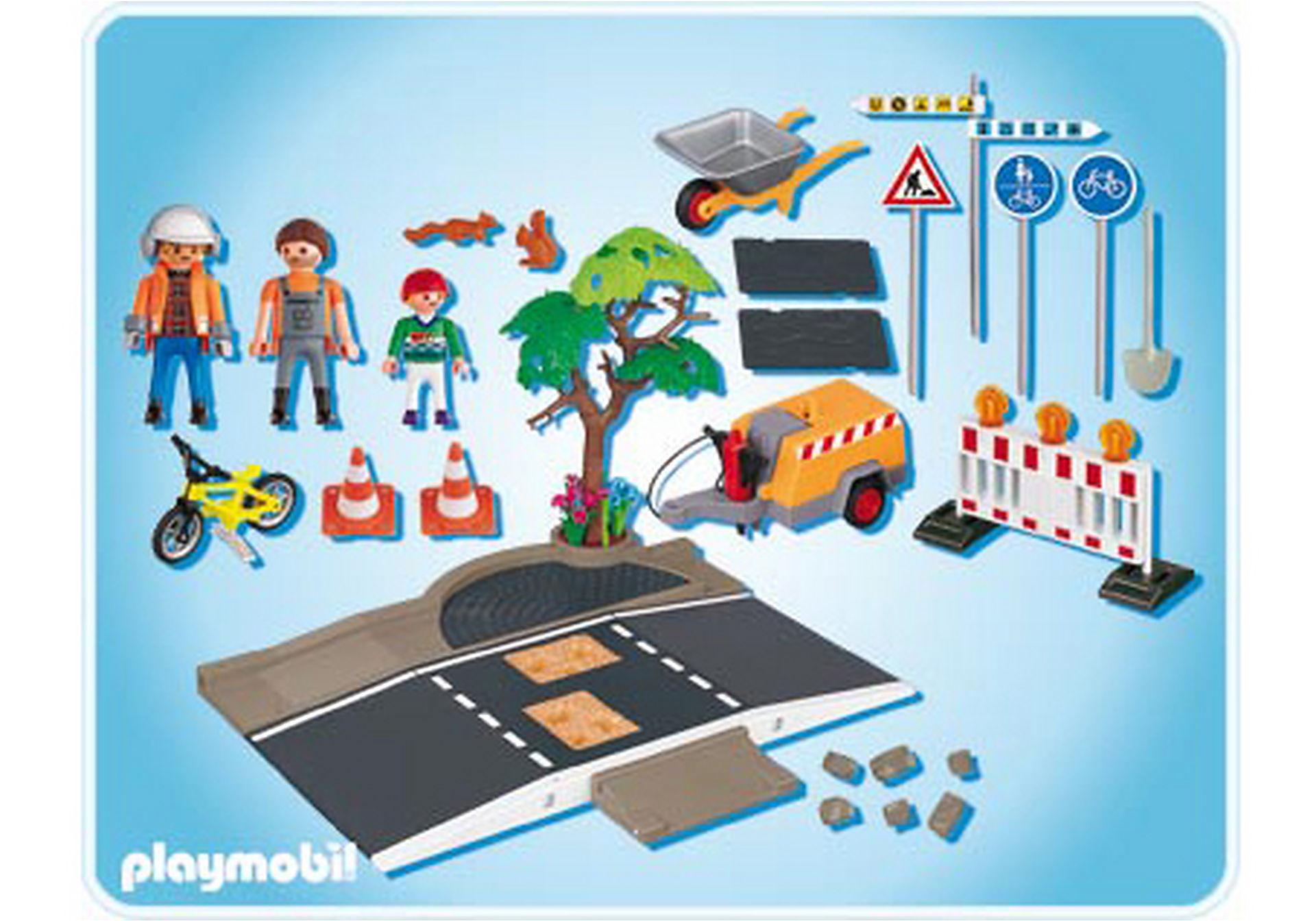 4047-A Große Straßenbaustelle zoom image2
