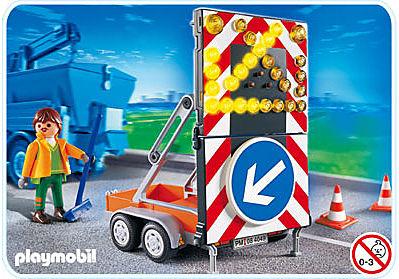 4049-A Lichtleitanhänger mit LED-Anzeige detail image 1
