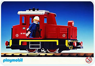 4050-A Diesellok detail image 1