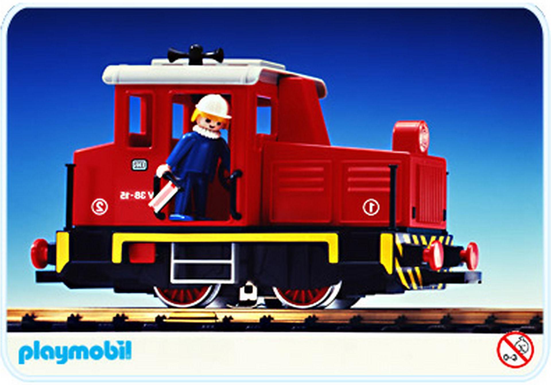 4050-A Diesellok zoom image1
