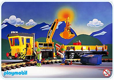 4053-A Arbeitszug detail image 1