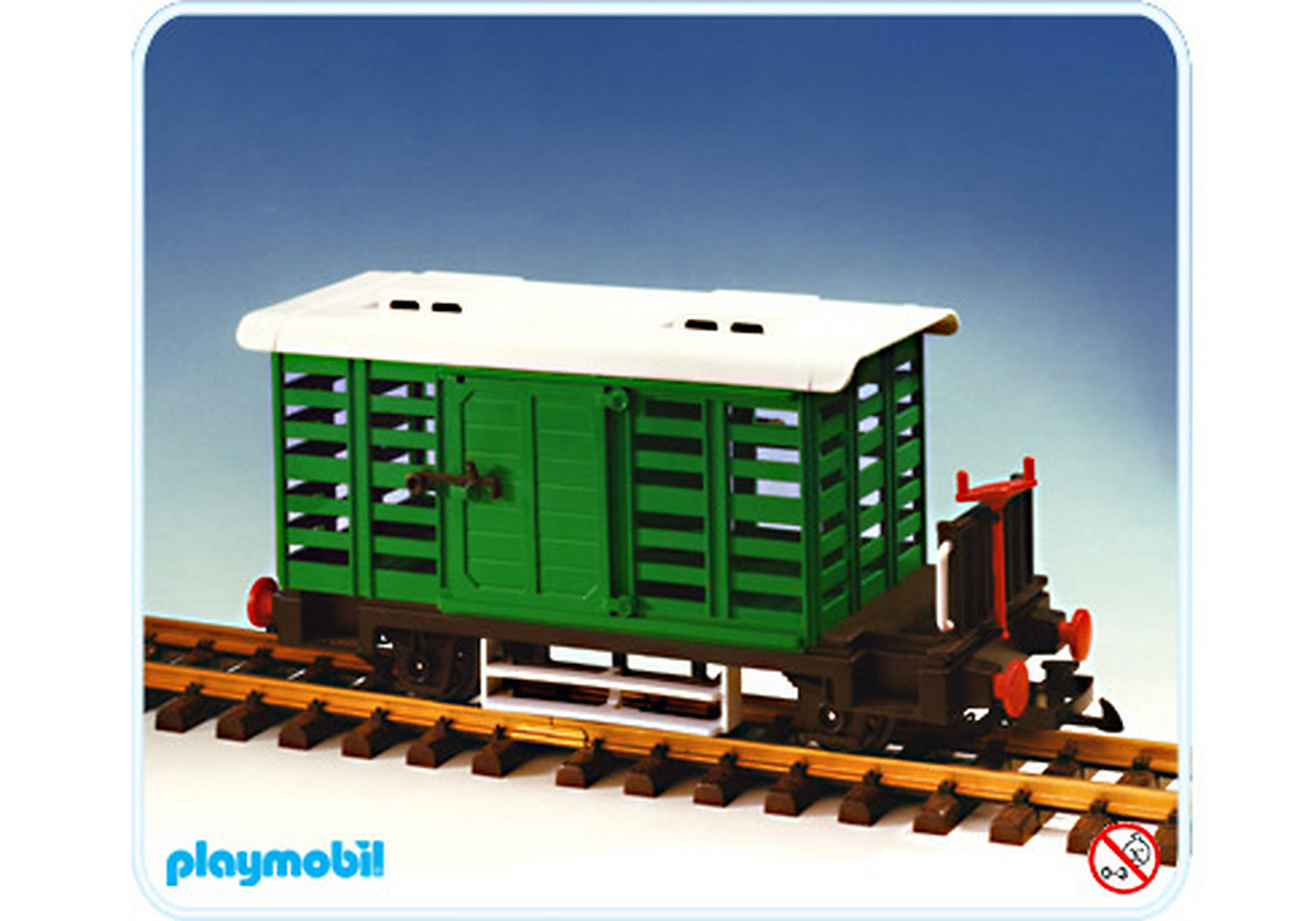 4101-A Wagon à bestiau zoom image1