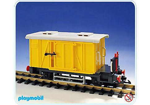 4102-A Stückgutwagen detail image 1
