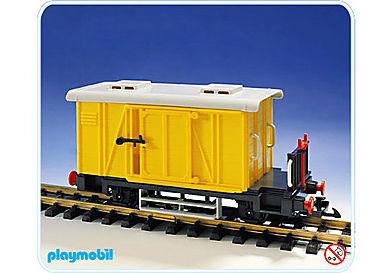 4102-A Stückgutwagen