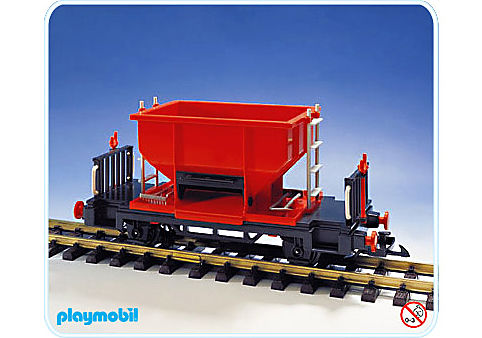 4103-A Wagon à ridelles detail image 1