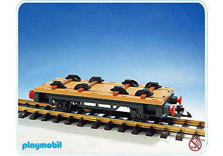 4106-A Flachwagen detail image 1