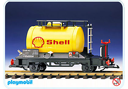 4107-A Kesselwagen Shell detail image 1