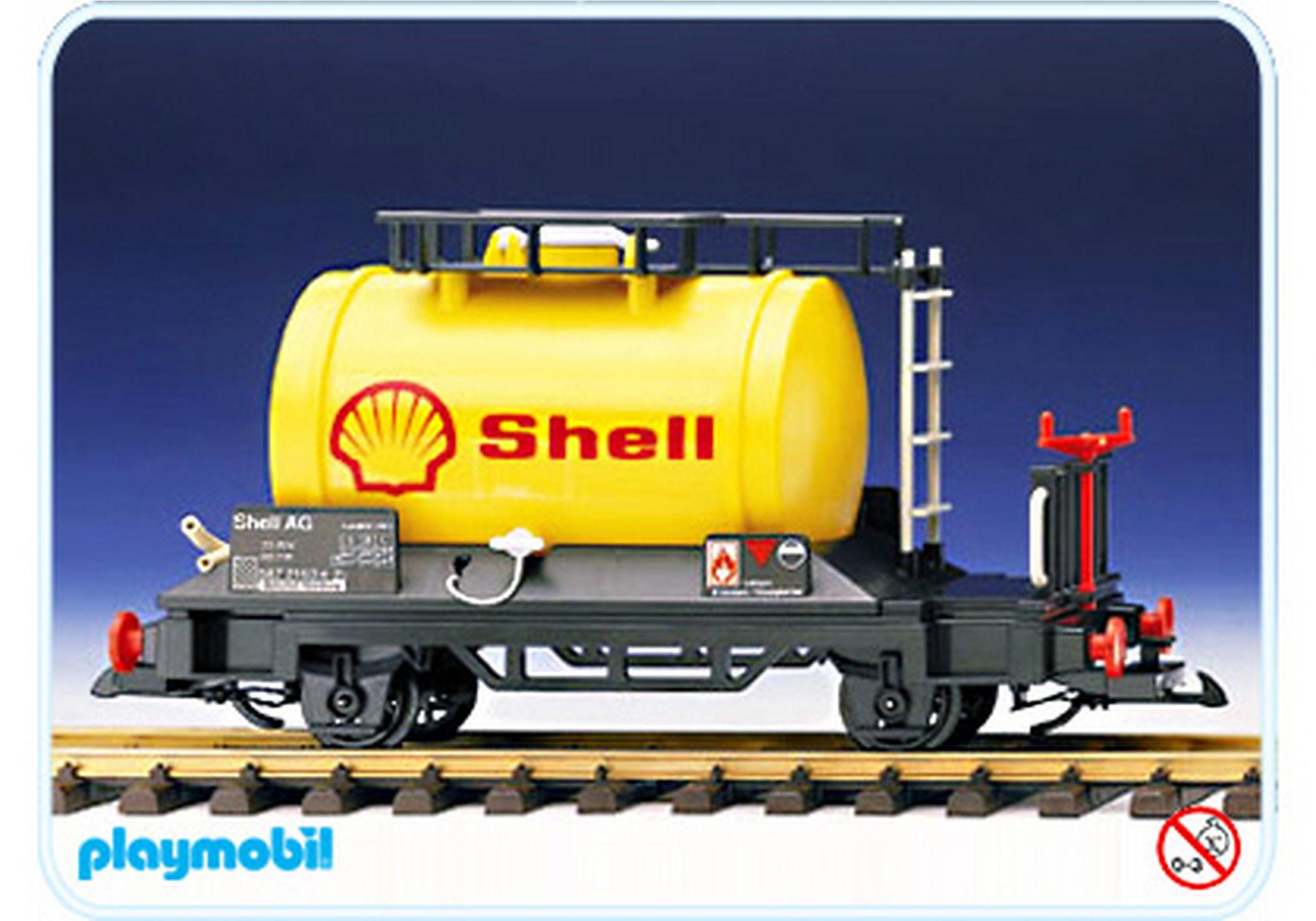 4107-A Kesselwagen Shell zoom image1