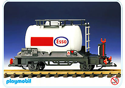 4108-A Kesselwagen Esso detail image 1