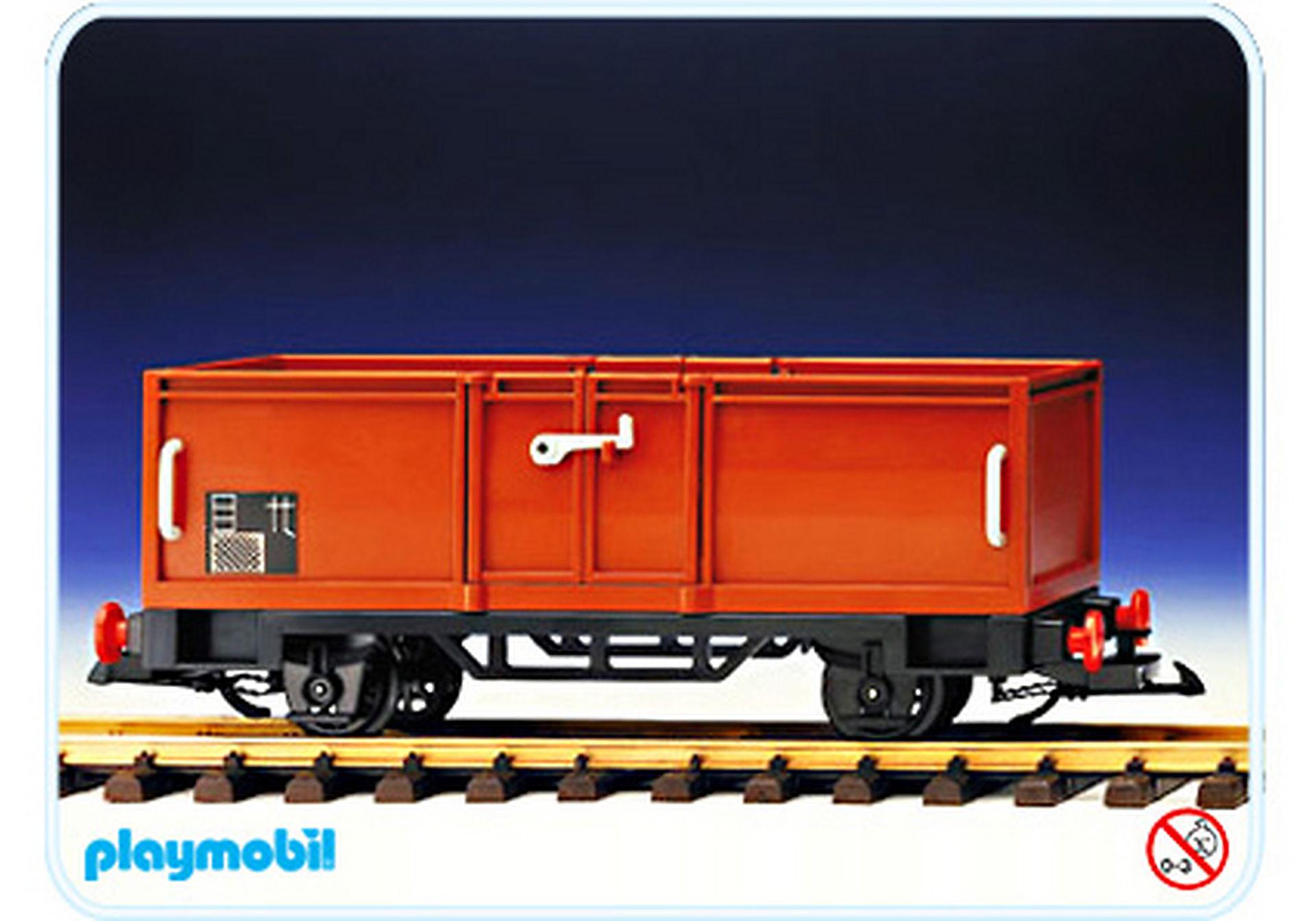 4110-A Wagon bestiaux zoom image1