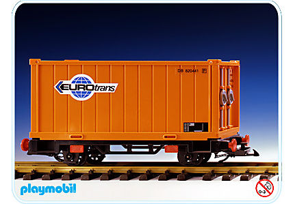 4113-A Containerwagen detail image 1
