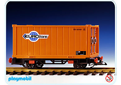 4113-A Wagon container
