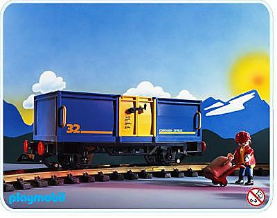4114-A Güterwagen Offen detail image 1