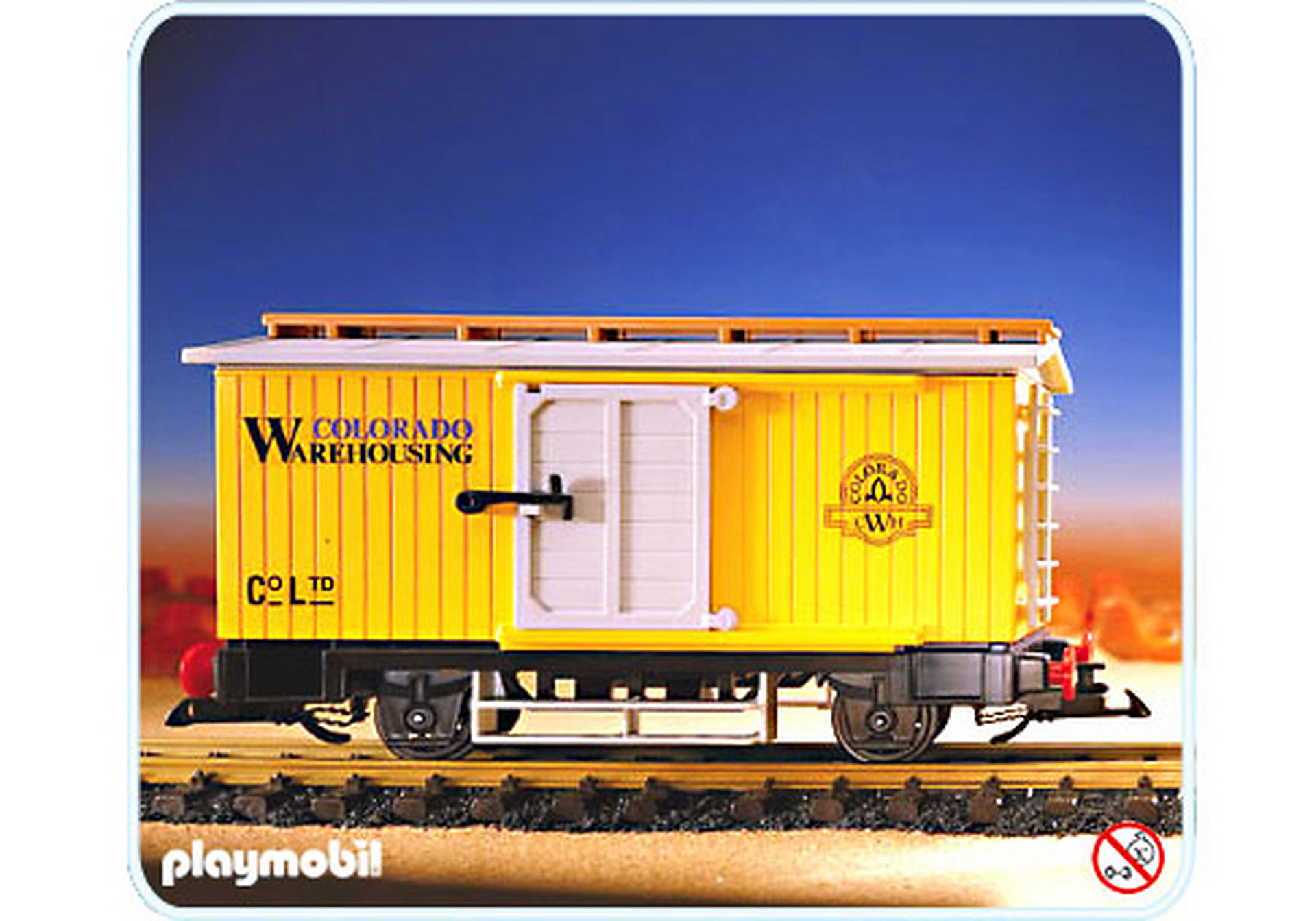 4122-A Western-Packwagen zoom image1