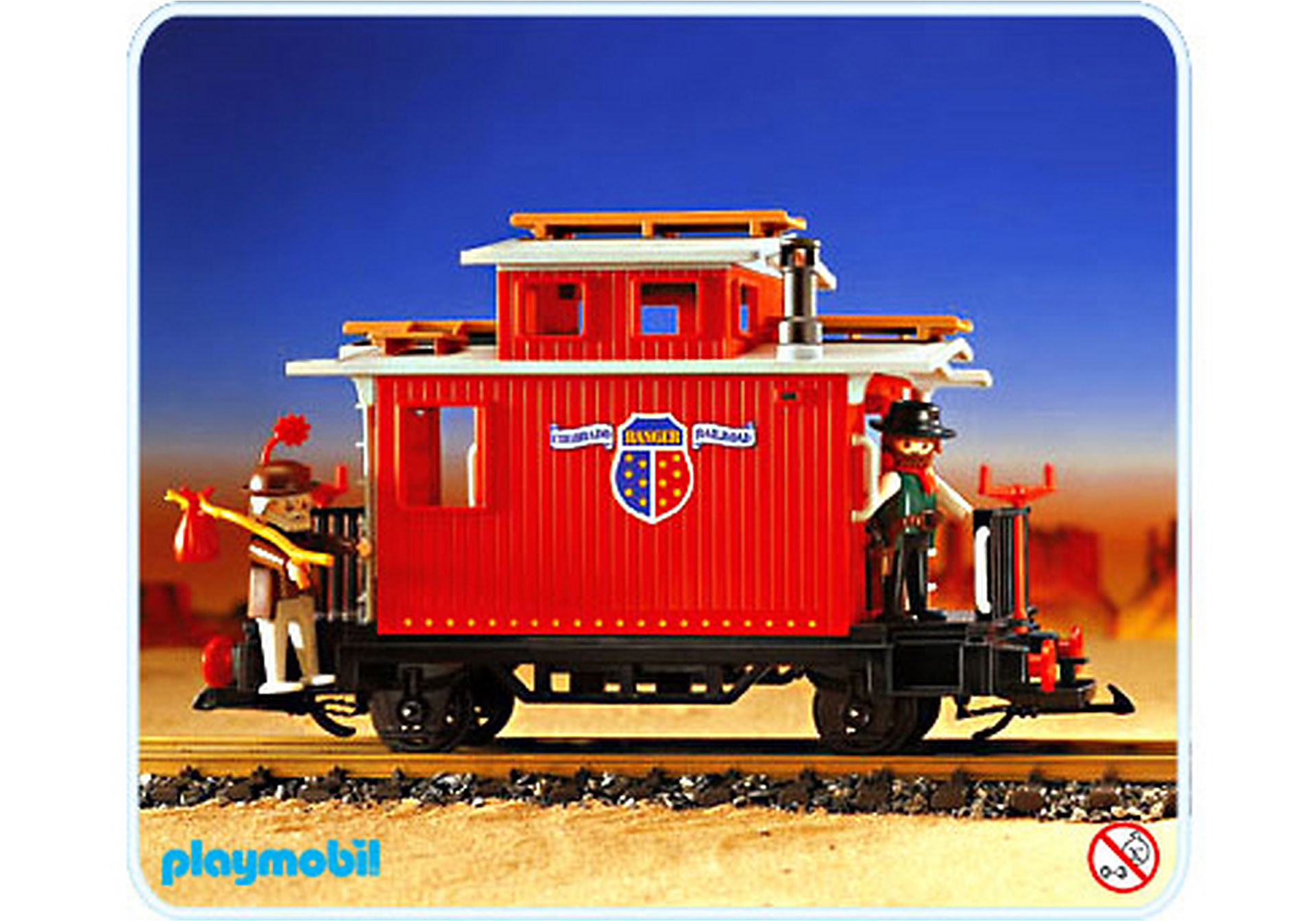 4123-A Western-Begleitwagen zoom image1