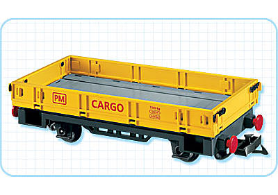 4126-A Niederbordwaggon detail image 2