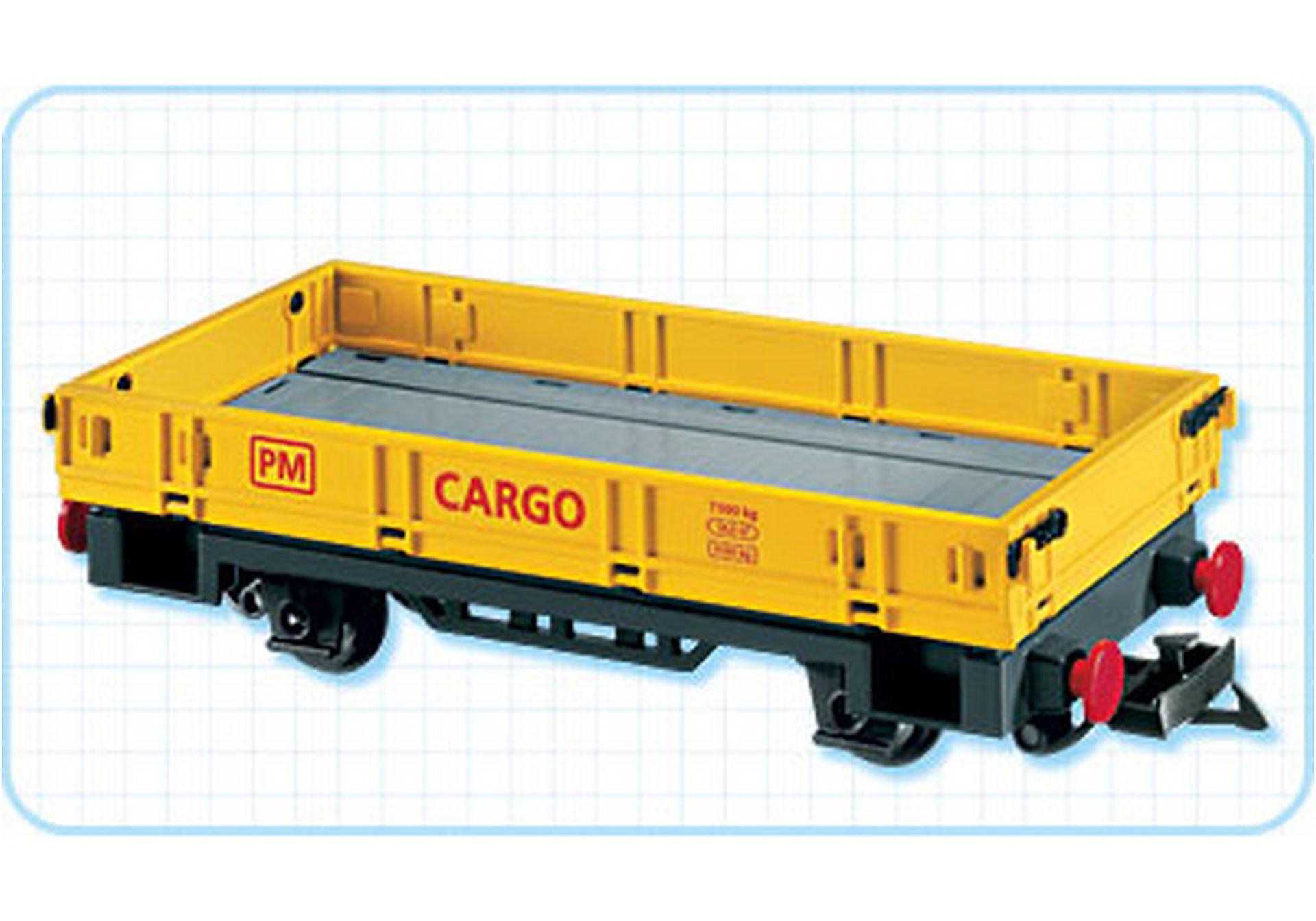 4126-A Wagon plate-forme zoom image2