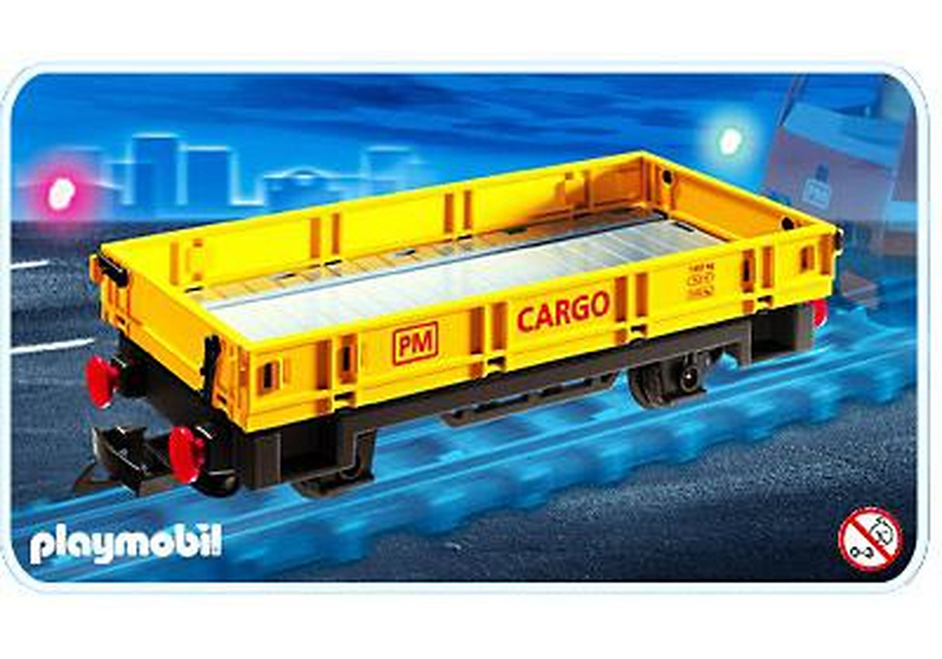 4126-A Wagon plate-forme zoom image1