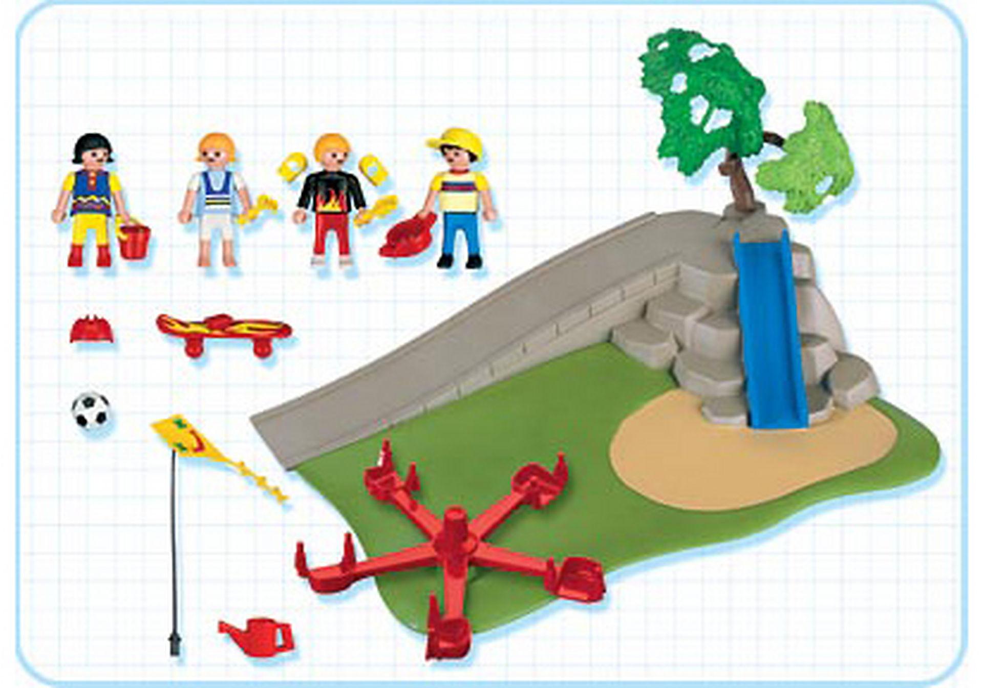 4132-A Superset enfant / aire de jeux zoom image2
