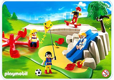 4132-A Superset enfant / aire de jeux detail image 1