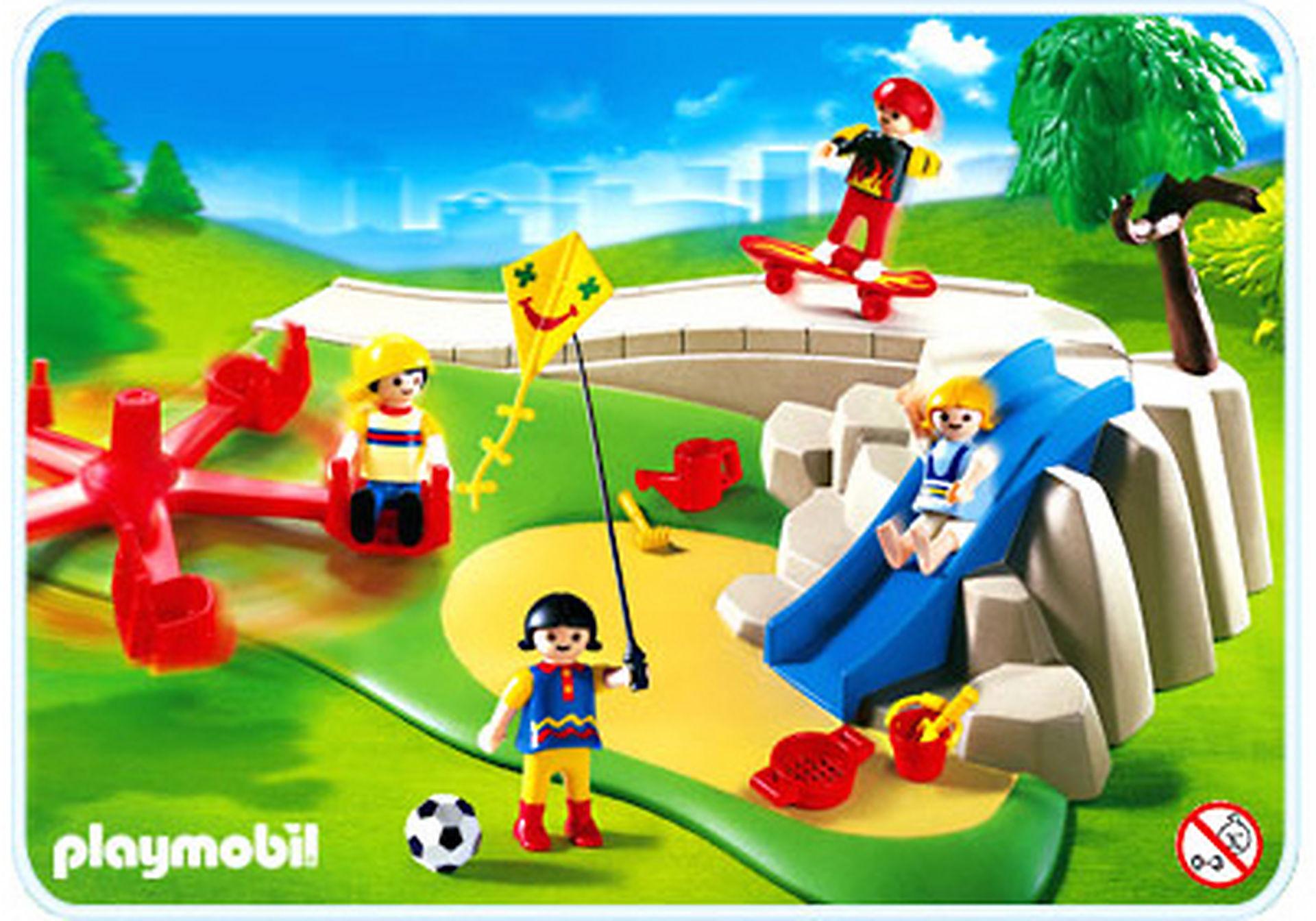 4132-A Superset enfant / aire de jeux zoom image1