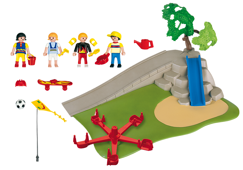 4132 Jardin pour enfants Superset detail image 3
