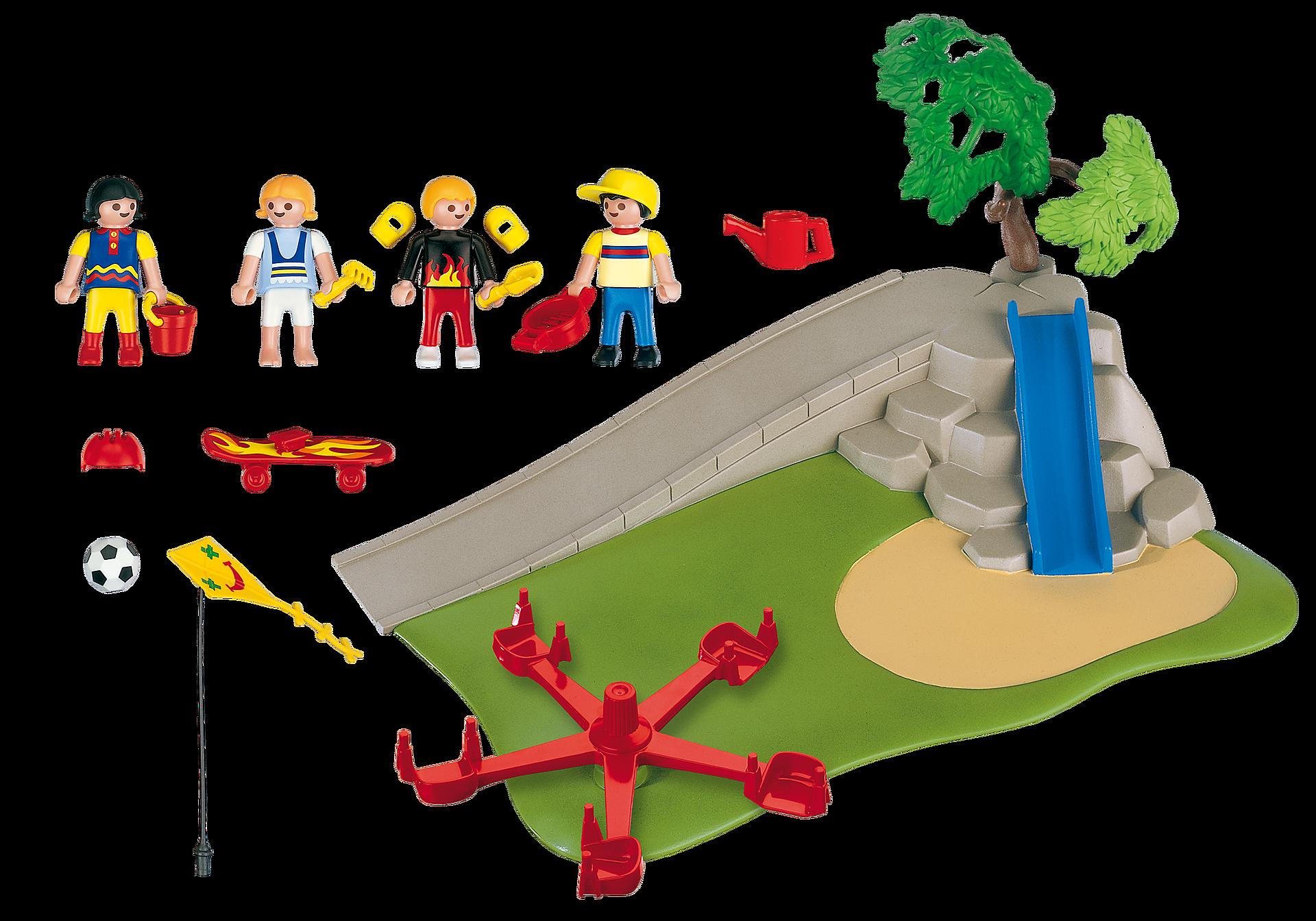4132 Jardin pour enfants Superset zoom image3