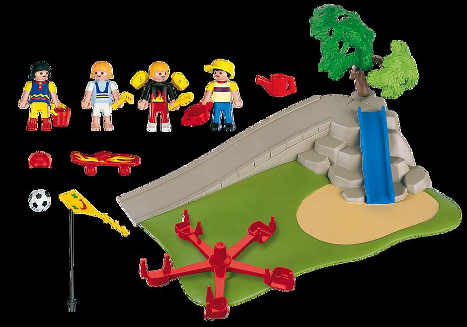 4132 Superset enfant / aire de jeux  detail image 3