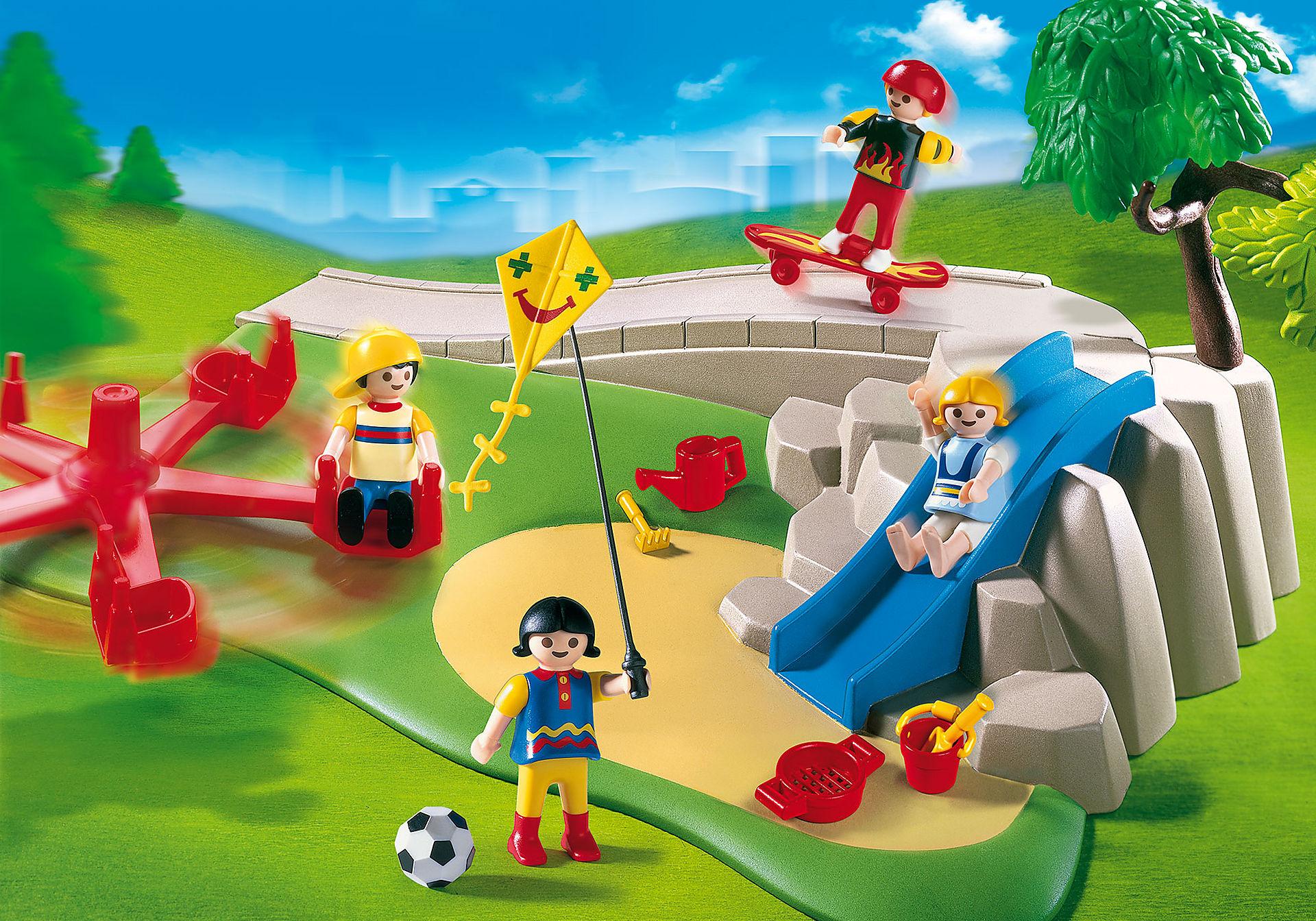 4132 Superset enfant / aire de jeux  zoom image1
