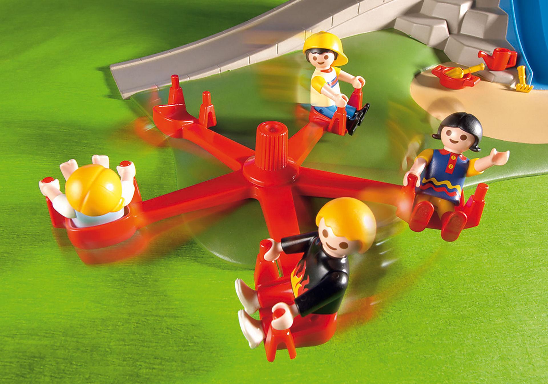 4132 Superset enfant / aire de jeux  zoom image5