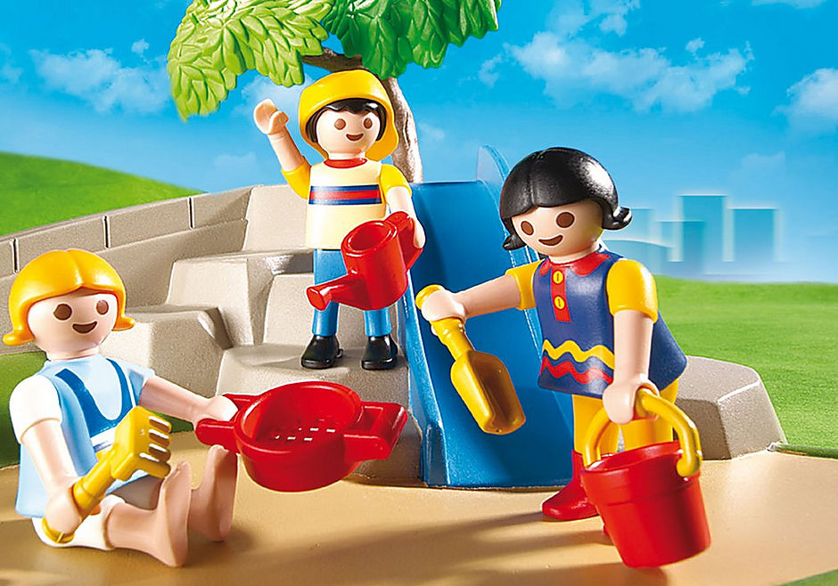 http://media.playmobil.com/i/playmobil/4132_product_extra3/Superset Speeltuin