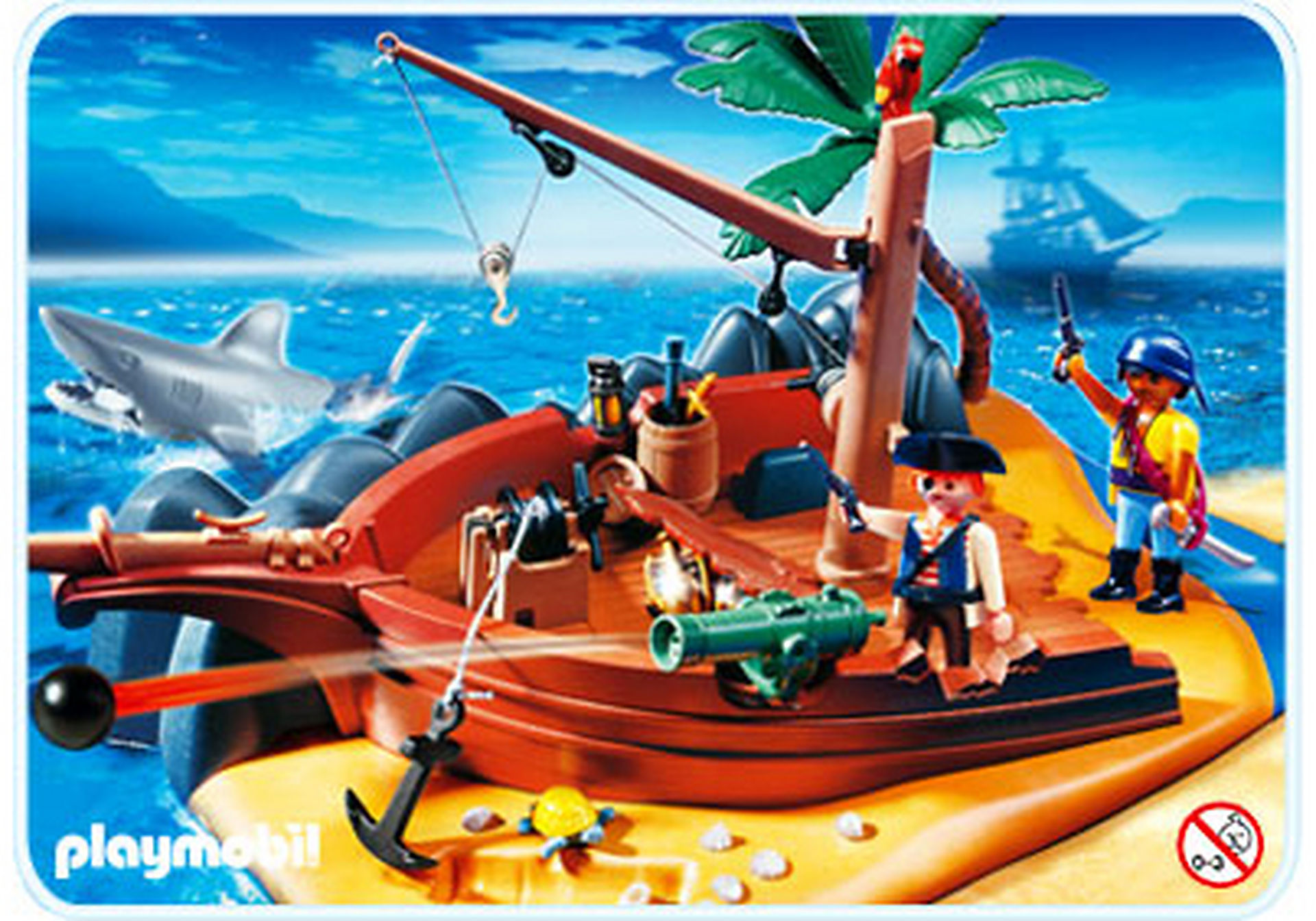 4136-A Superset Ile des pirates zoom image1