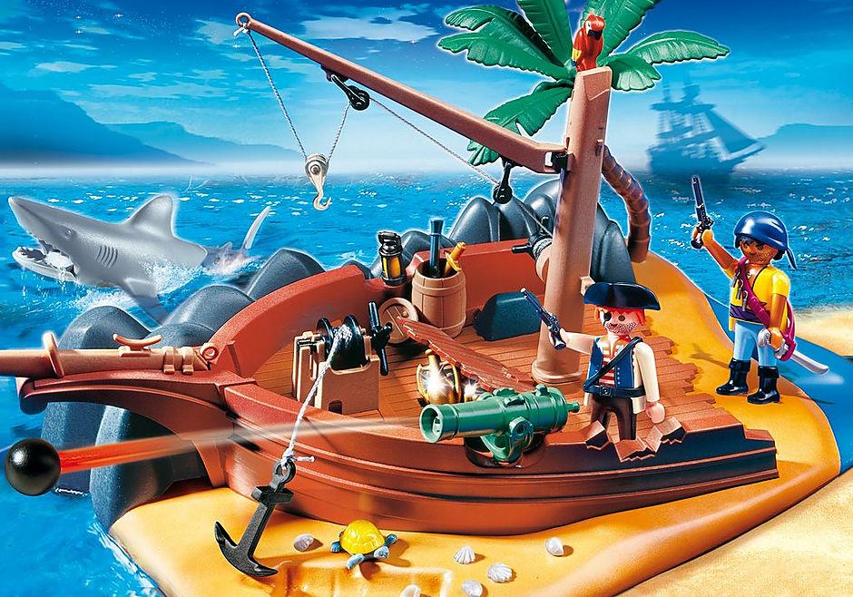 4136 Superset Ile des pirates detail image 1