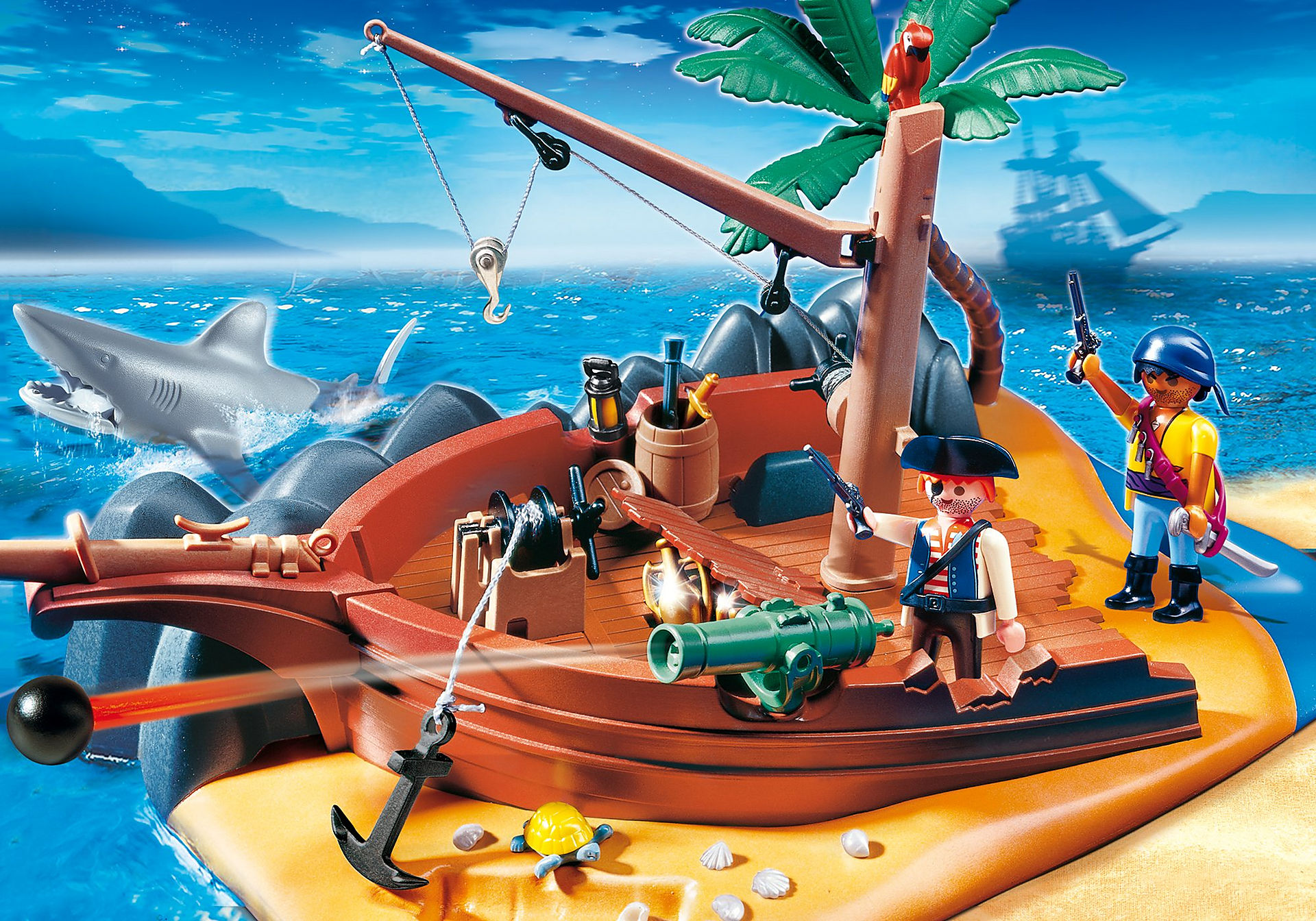 4136 Superset Ile des pirates zoom image1