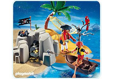 4139-A KompaktSet Pirateninsel