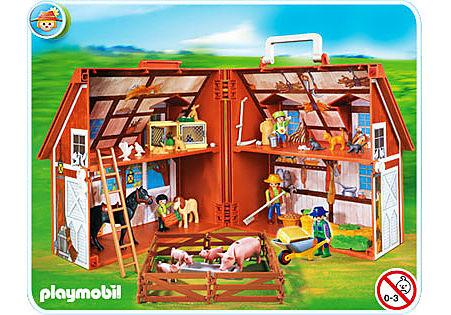 4142-A Mein Mitnehm-Bauernhof detail image 1