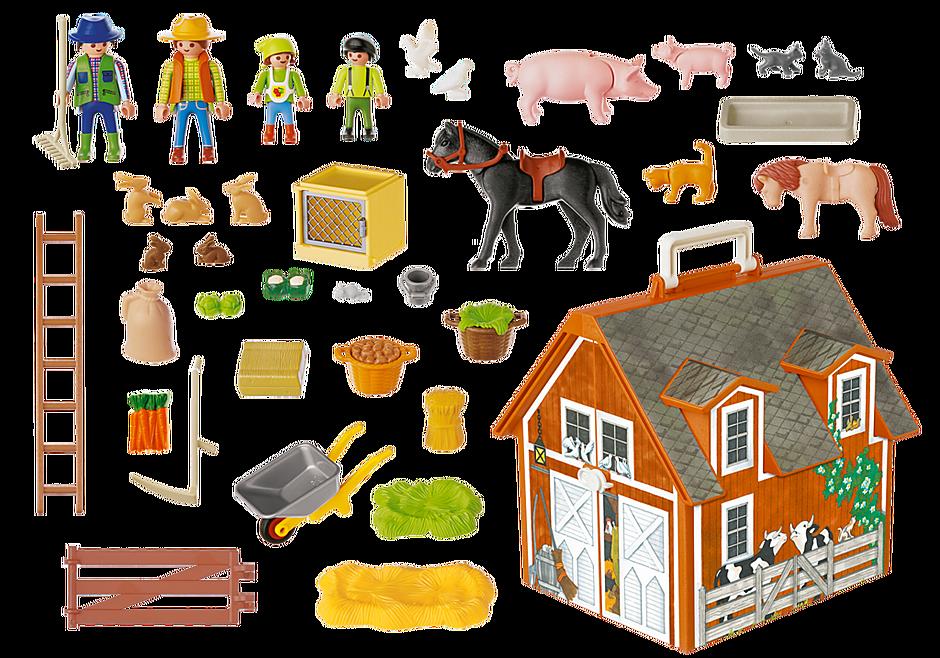 4142 Mein Mitnehm-Bauernhof detail image 3