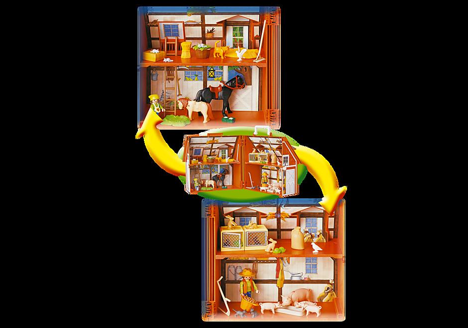 4142 Ferme transportable detail image 4