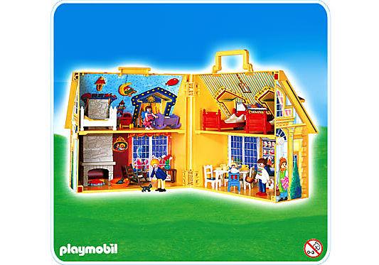 4145-A Mein Mitnehm-Puppenhaus detail image 1