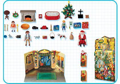 http://media.playmobil.com/i/playmobil/4150-A_product_box_back/Calendrier de l`Avent Enfants / cheminée