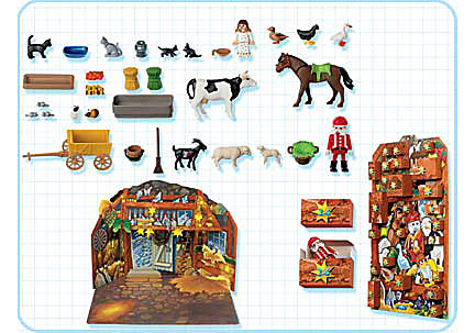 "http://media.playmobil.com/i/playmobil/4151-A_product_box_back/Adventskalender ""Weihnachtsfest der Tiere"""